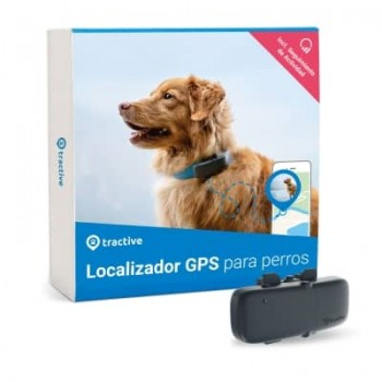 GPS TRACKER FOR DOGS - TRACTIVE